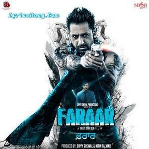 Faraar (2015) Movie All Songs Lyrics & Video Songs - Gippy Grewal