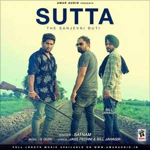 Sutta Lyrics – Satnam Ft G Guri
