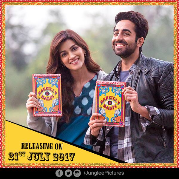 kriti sanon and ayushman khurana in bareilly ki barfi