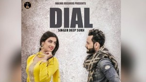 DEEP SUKH Ft. THE BOSS - DIAL song