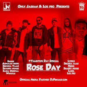 rose day song lyrics