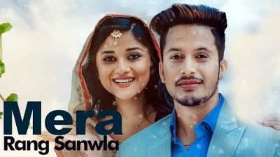 Mera Rang Sanwla Full Song