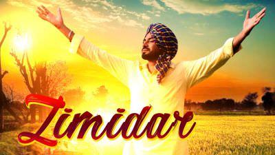 Zimidar song Dhira Gill