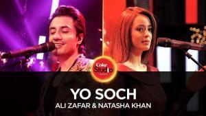 Ali Zafar & Natasha Khan, Yo Soch