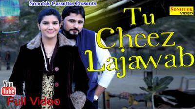 Tu Cheej Lajwaab Pardeep Boora & Sapna Chaudhary