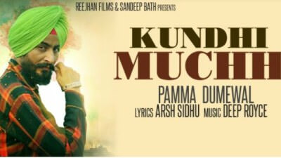 Kundhi Muchh by Pamma Dumewal