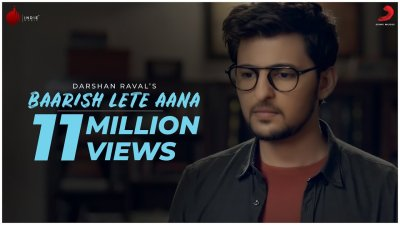 Baarish Lete Aana - Official Video Darshan Raval