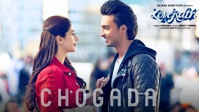 Chogada Song Loveratri Aayush Sharma