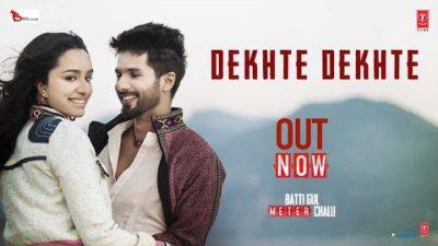 Dekhte Dekhte Lyrics – Atif Aslam