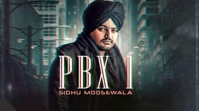 PBX 1 album sidhu moose wala Songs