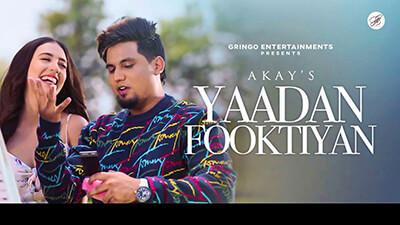 Photo of YAADAN FOOKTIYAN LYRICS – Akay