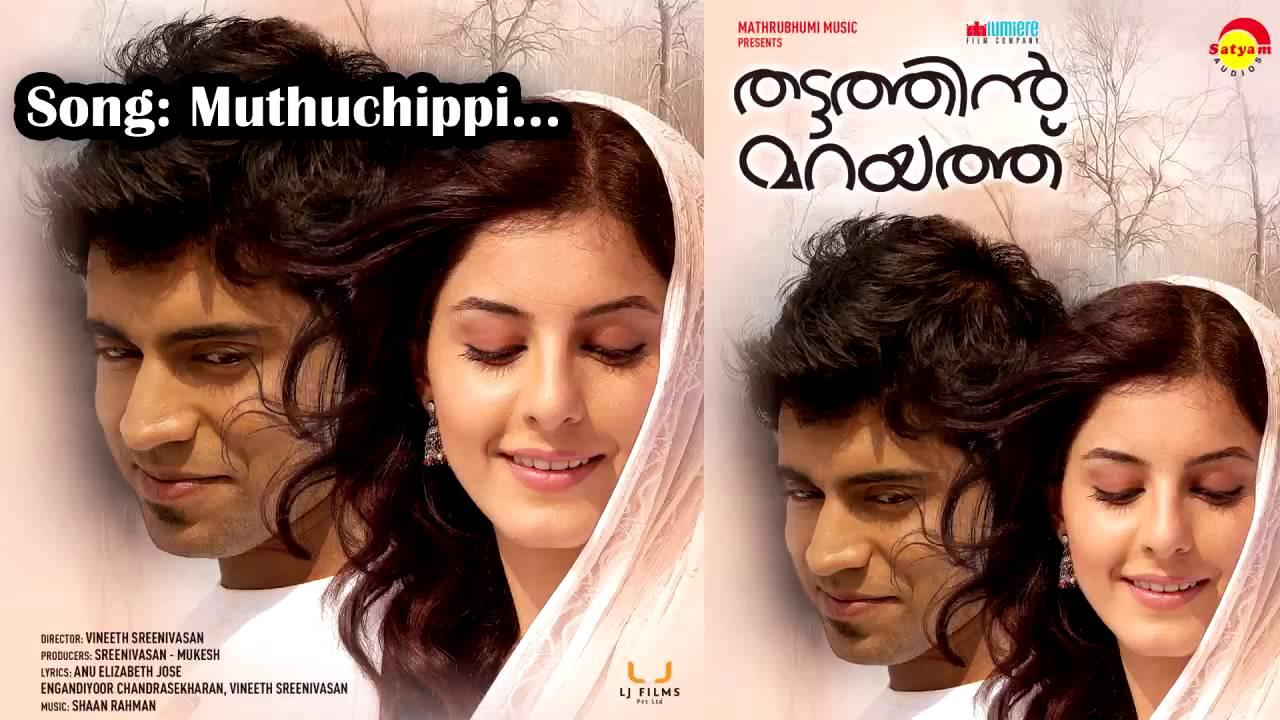 Muthuchippi Poloru Lyrics English Meaning - Thattathin Marayathu