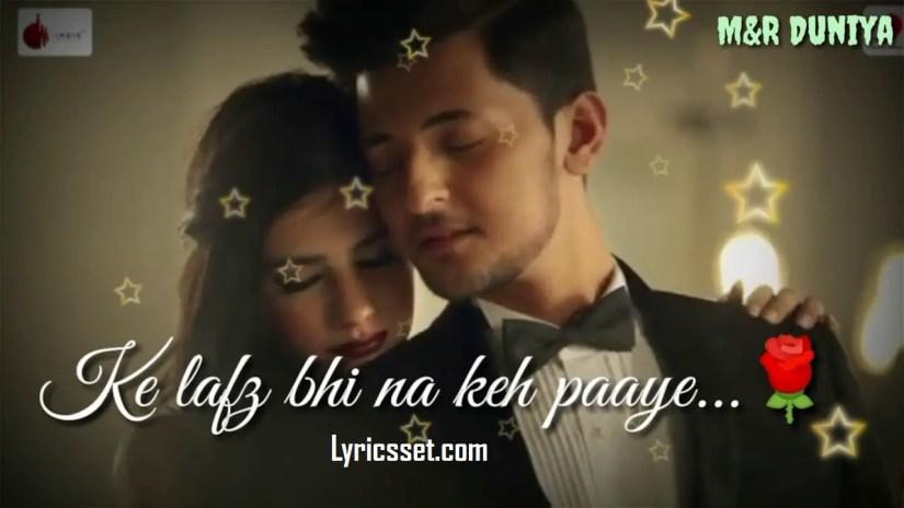 Itni mohabbat karta hoon lyrics, Tiktok, Song Name- Shab Tum Ho