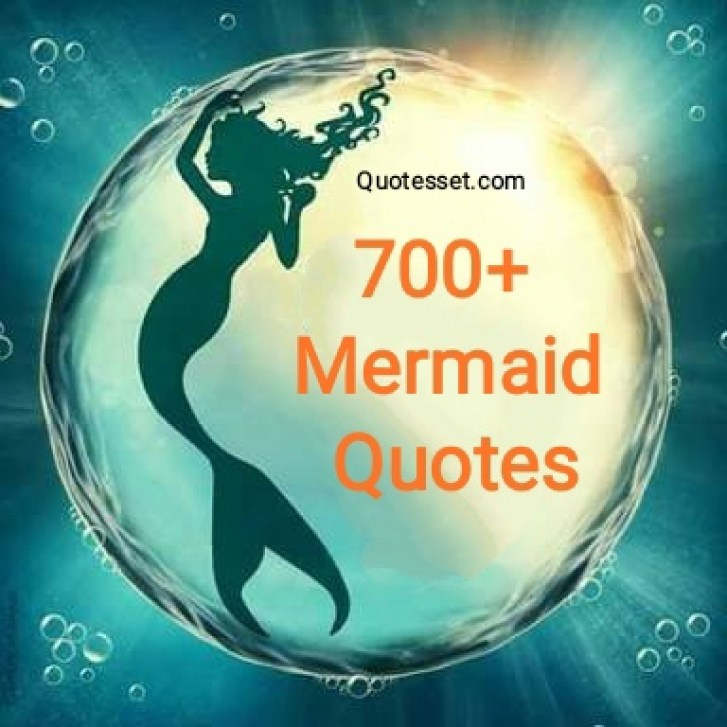 Best Mermaid Quotes to Showing Your Personality