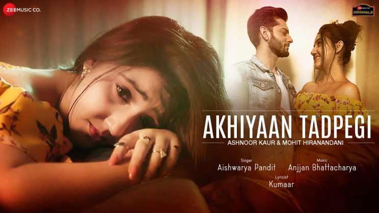 अखियाँ तड़पेगी Akhiyaan Tadpegi Lyrics In Hindi – Aishwarya Pandit