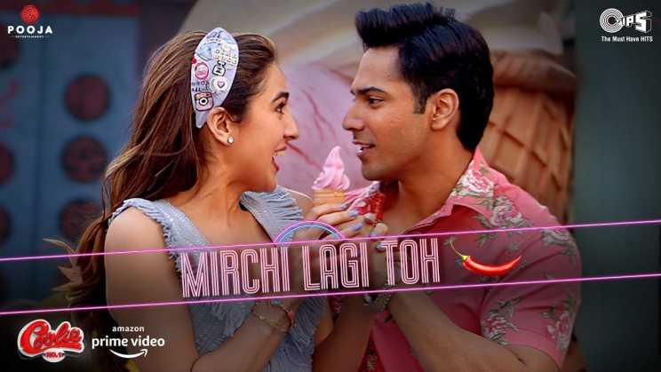 मिर्ची लगी तो Mirchi Lagi Toh Lyrics In Hindi – Coolie No. 1