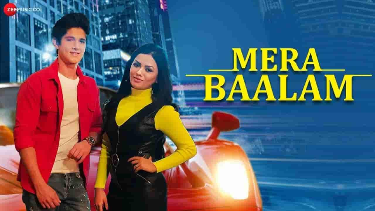 मेरा बालम Mera Baalam Lyrics In Hindi - Nitin Gupta