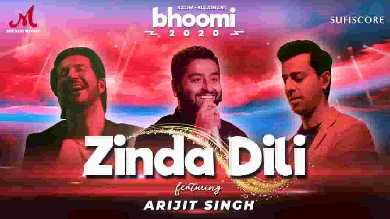 ज़िन्दा दिली Zinda Dili Lyrics In Hindi – Arijit Singh