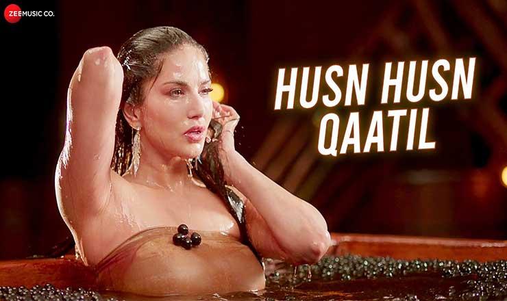 हुस्न कातिल Husn Husn Qaatil Lyrics In Hindi – Srishti Bhandari