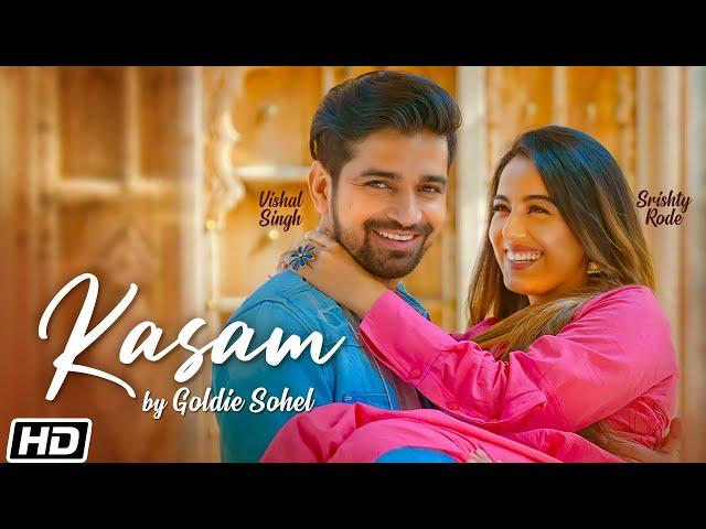 कसम Kasam Lyrics In Hindi – Goldie Sohel