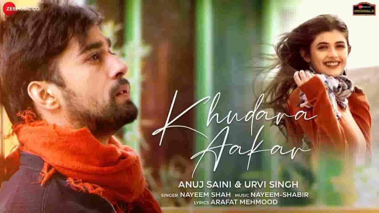 खुदरा आकर Khudara Aakar Lyrics In Hindi – Nayeem Shah