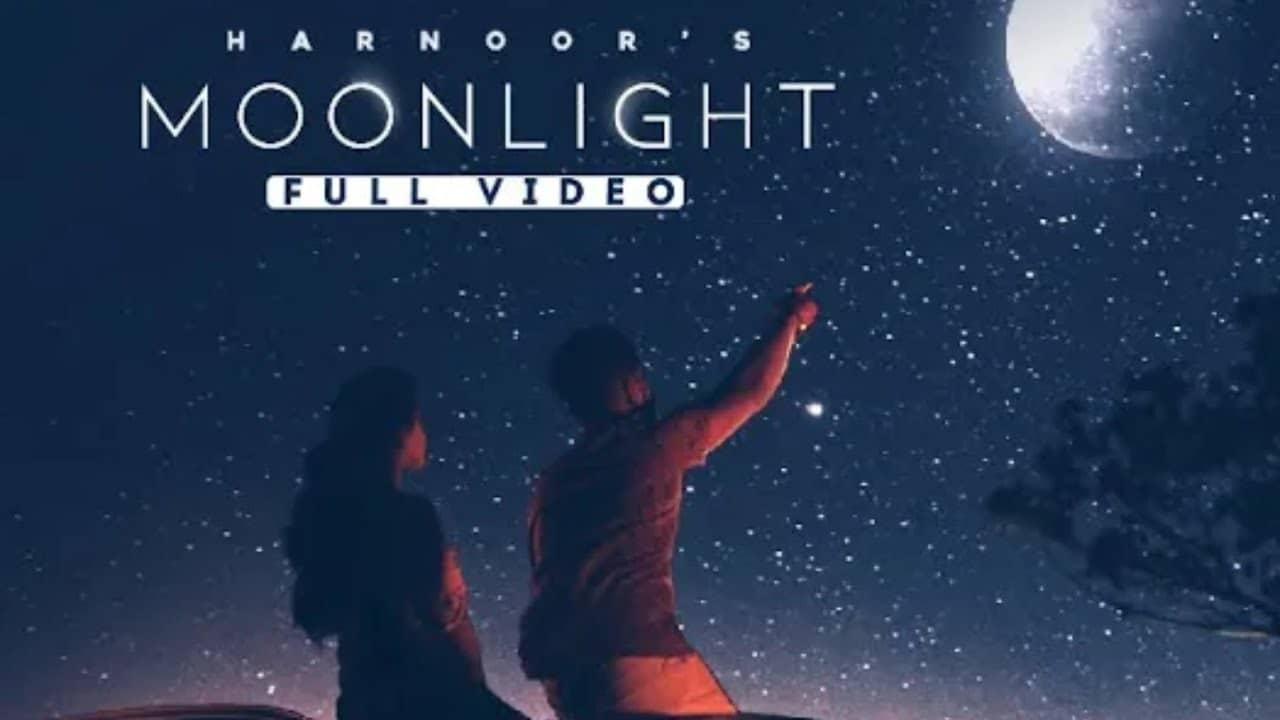मूनलाइट Moonlight Lyrics In Hindi – Harnoor