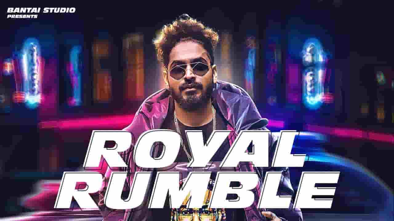 रॉयल रंबल Royal Rumble Lyrics In Hindi – Emiway Bantai