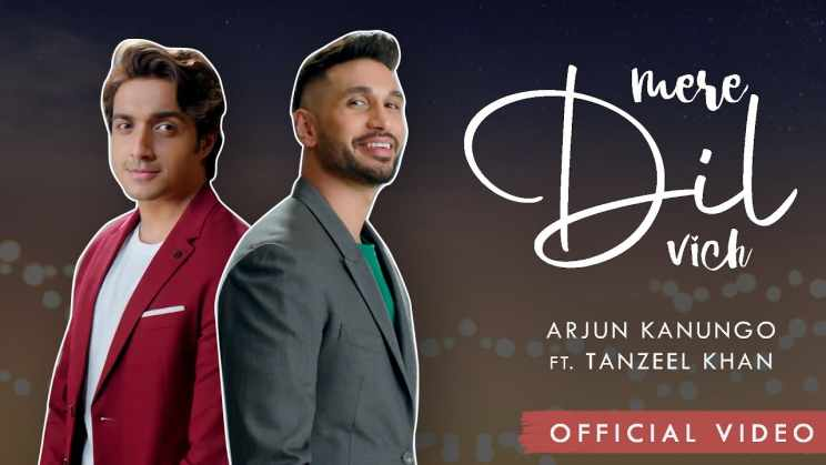मेरे दिल विच Mere Dil Vich Lyrics In Hindi – Arjun Kanungo, Tanzeel Khan