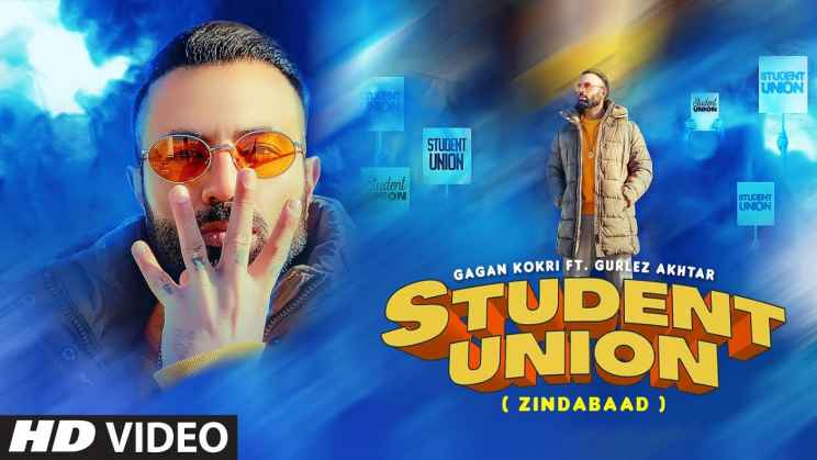 स्टूडेंट यूनियन Student Union Lyrics In Hindi – Gagan Kokri, Gurlez Akhtar
