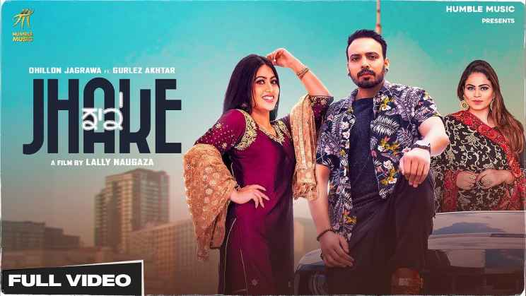 झाके Jhake Lyrics In Hindi