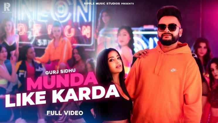 Munda Like Karda Lyrics In Hindi