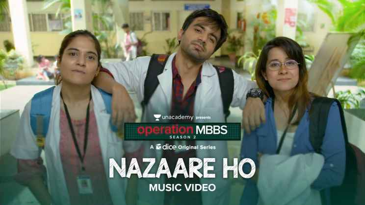नज़ारे हो Nazaare Ho Lyrics In Hindi