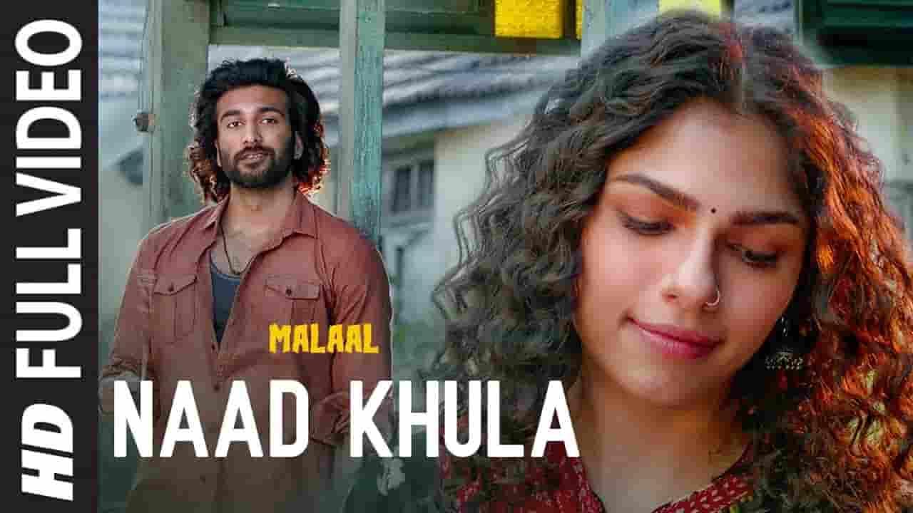 नाद खुळा Naad khula Lyrics In Hindi - malaal