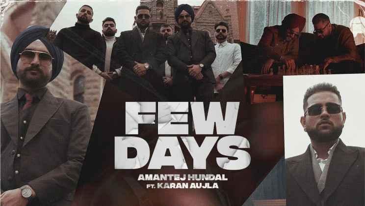 Few Days Lyrics In Hindi