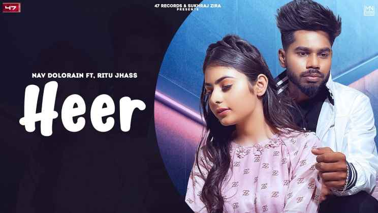 हीर Heer Lyrics In Hindi