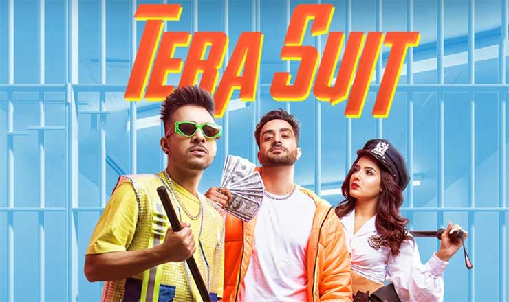 Tera Suit Bada Tight Lyrics - Tony Kakkar