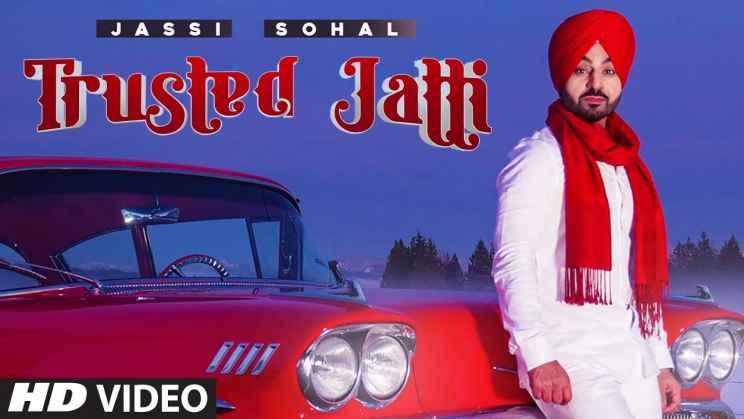 ट्रस्टेड जट्टी Trusted Jatti Lyrics In Hindi