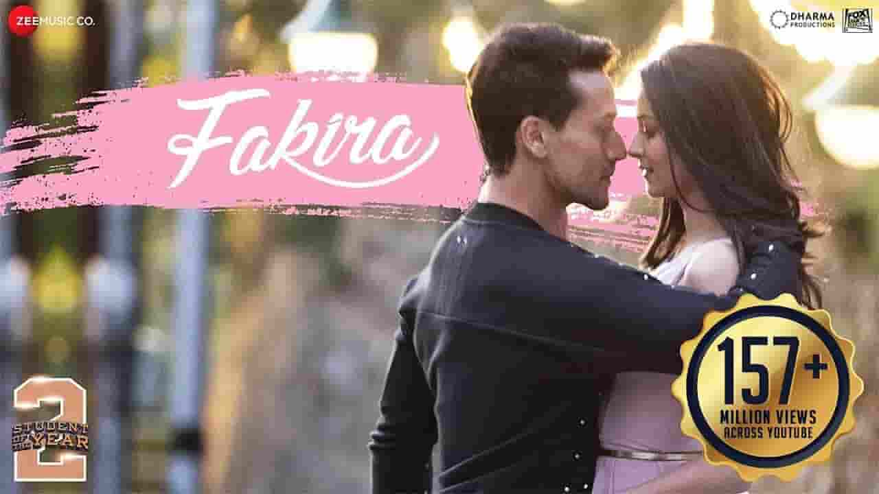 फ़कीरा Fakira Lyrics In Hindi – Student of The Year 2