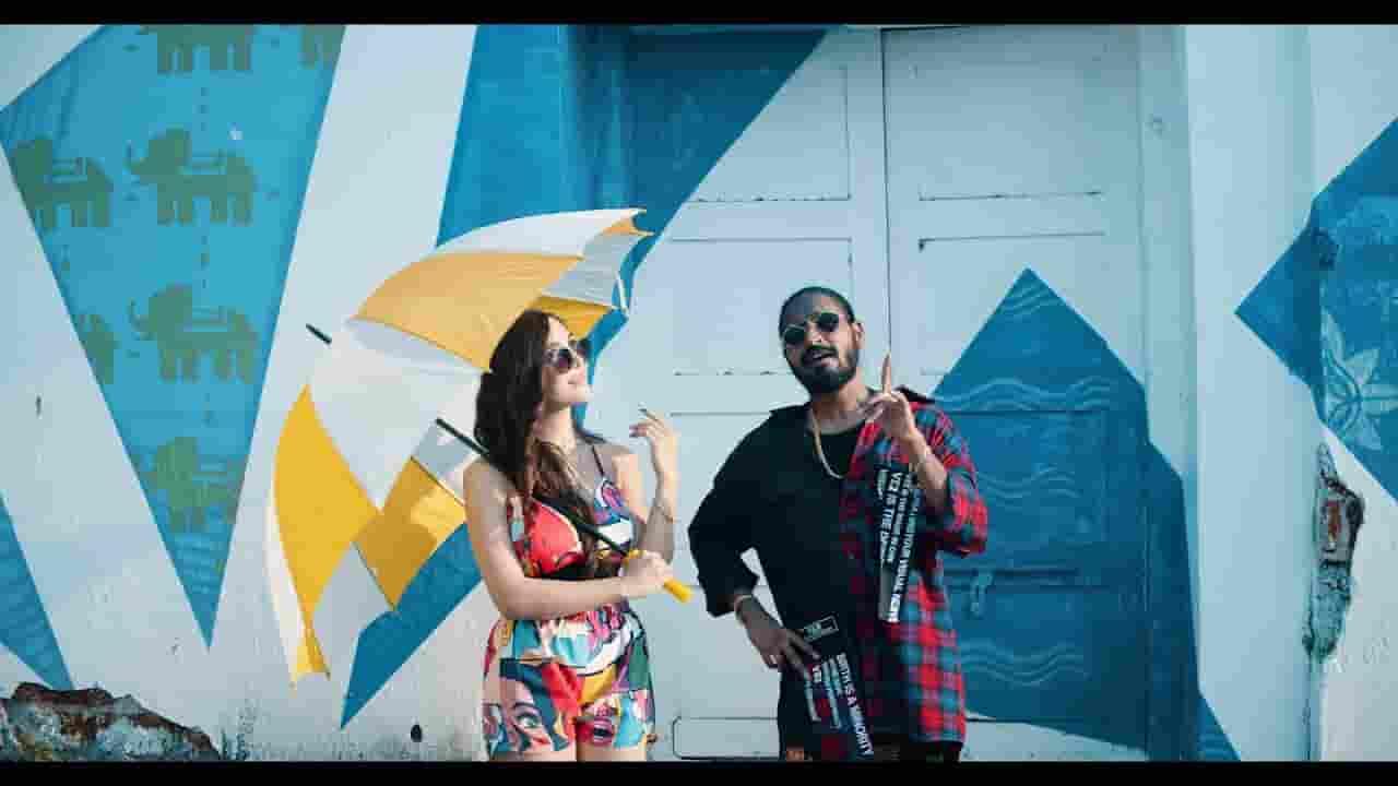 Sunne Me Aaya Hai Tu London Me Lyrics - Emiway Bantai