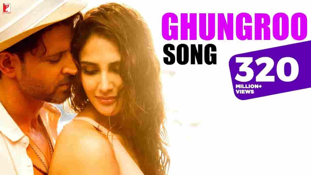 घुंघरू Ghungroo Lyrics In Hindi – War