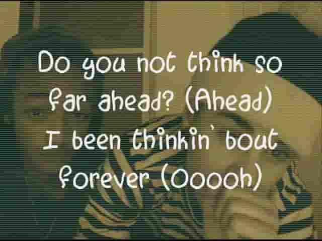 Thinking About You Lyrics