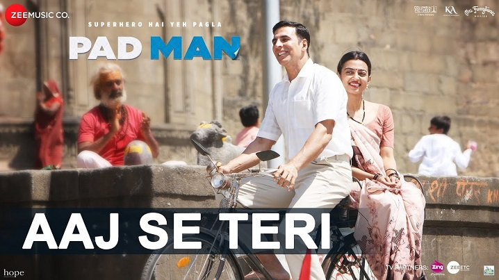 Aaj Se Teri Song Lyrics