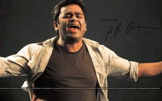 The Legendary A R Rahman