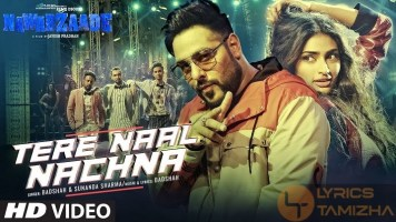Tere Naal Nachna Song Lyrics