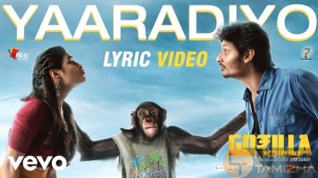 Yaaradiyo Song Lyrics Gorilla