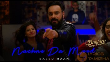 Nachne Da Mood Song Lyrics Babbu Maan