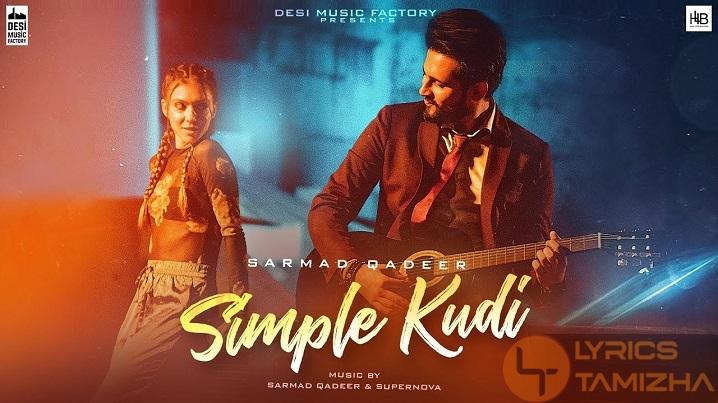 Simple Kudi Song Lyrics Sarmad Qadeer