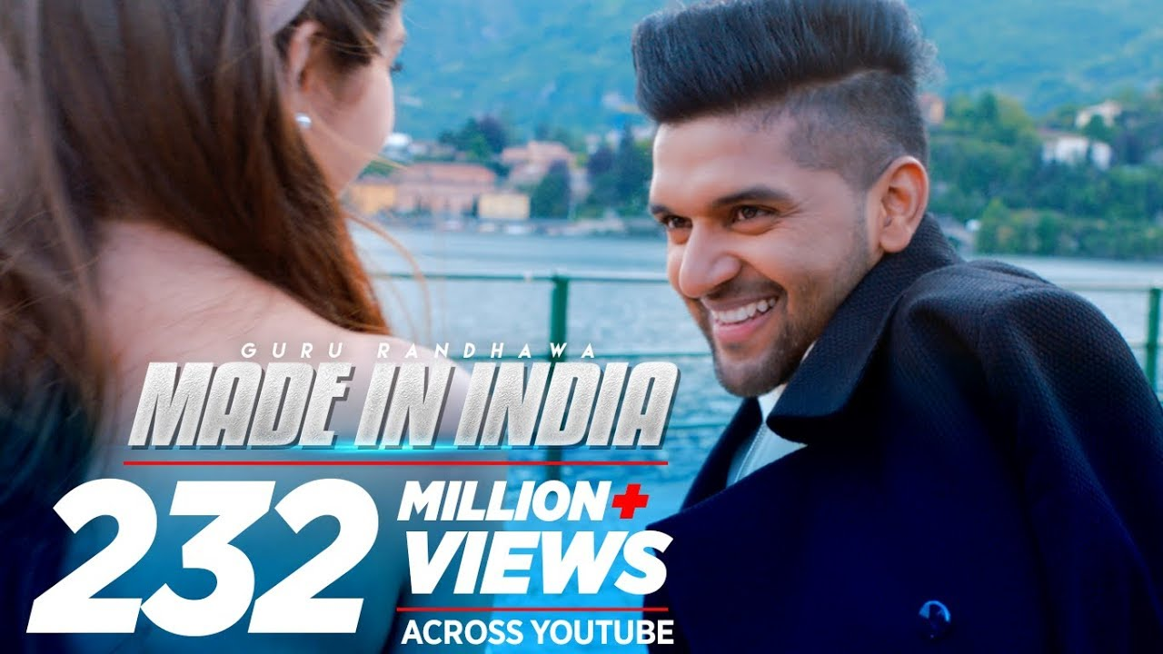 Made In India Guru Randhawa Lyrics Meaning In English Lyrics Translated