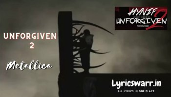 Unforgiven 2 Lyrics Metallica