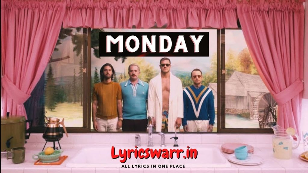 Monday Lyrics Imagine Dragons